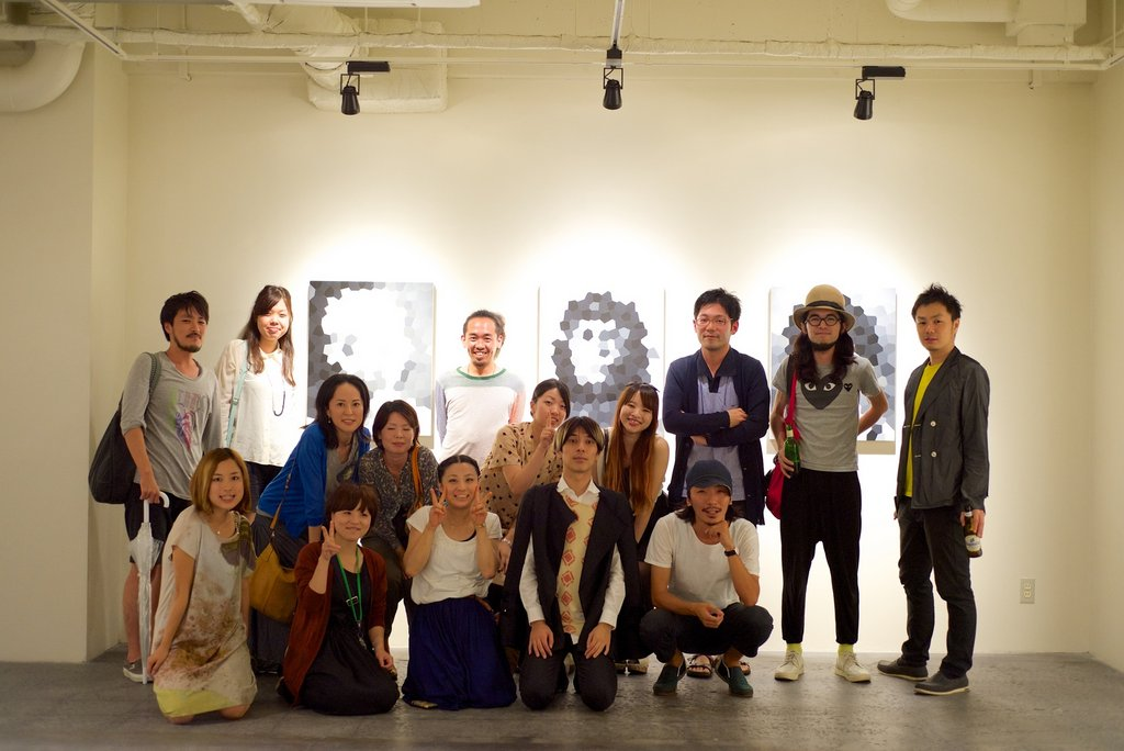 "Gallery 9.5 ""Nam Hyojun"" Opening Party"